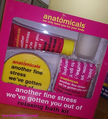 Anatomicals Bath Stuff