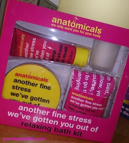 Anatomicals Bath Stuff