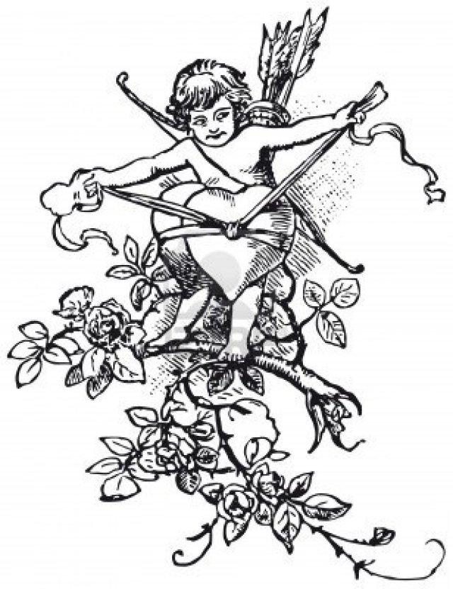 cupid clip art