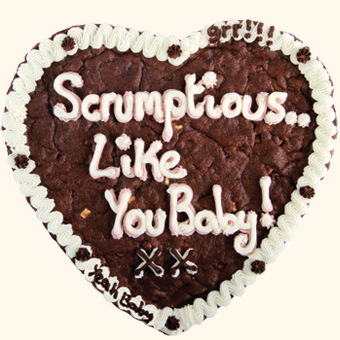 Scrumptious Like You Baby - millies cookies