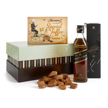 Thorntons Whisky & Toffee Hamper