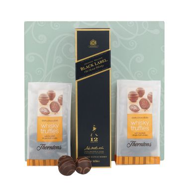 whisky and truffles