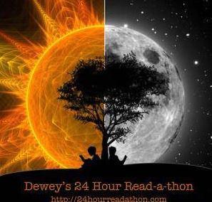 deweys read-a-thon header