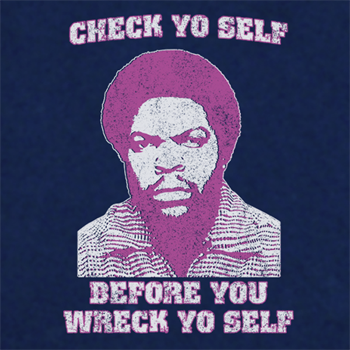 ice cube check yourself