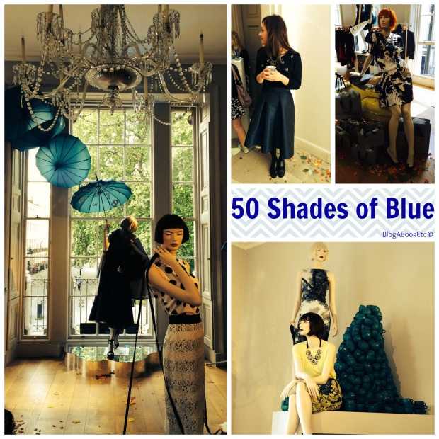50shades of blue
