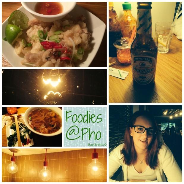 foodies at pho