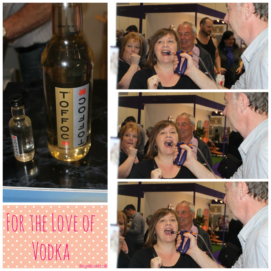 for the love of vodka