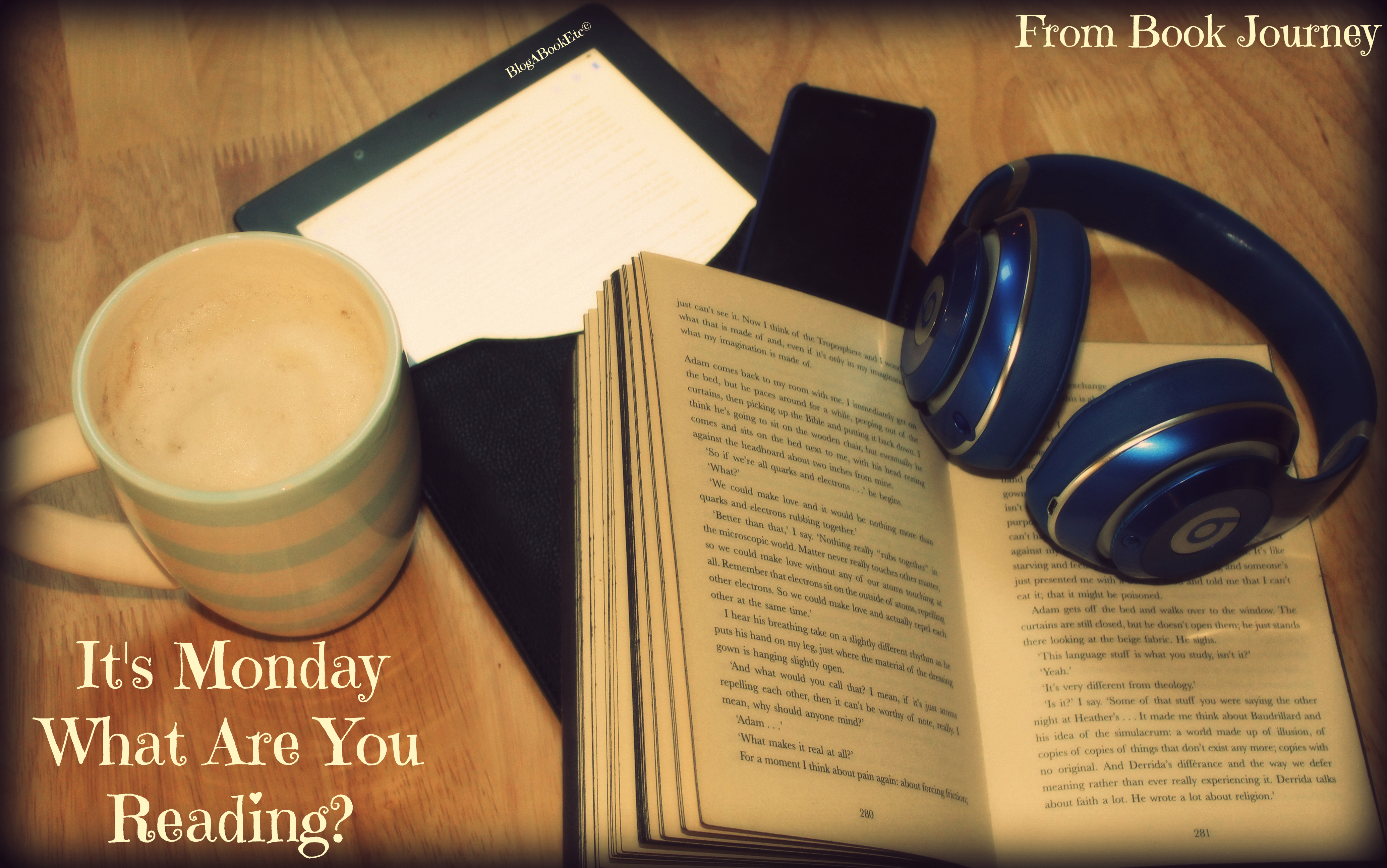 Books, Reading, It's Monday What Are You Reading?, #IMWAYR,