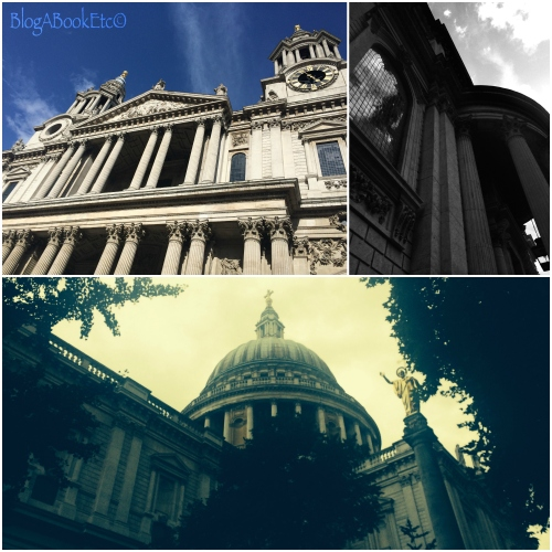 St Paul's, London, Tourist, Photography, Black and White