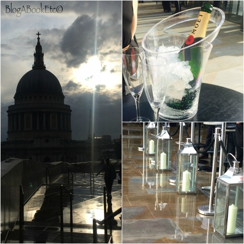 Madison, London, Champagne, Celebration, St Paul's Cathedral