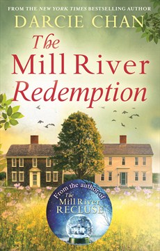 The Mill River Redemption, Darcie Chan, Fiction, Reading, Books, Little Brown Books UK, Sphere Publishing, Blog A Book Etc