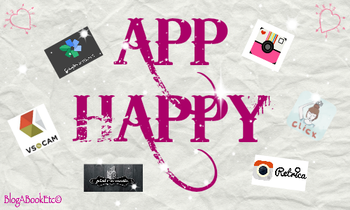 App Happy, Apps, Phone Apps, Photo Apps, iPhone, Photography, Blog A Book Etc