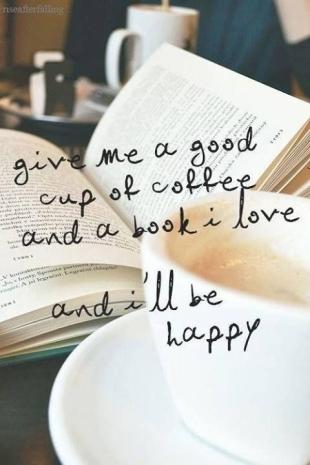 Coffee, Books, Reading