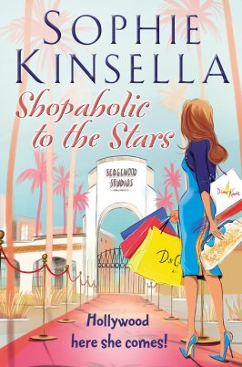 Shopaholic, Shopaholic to the Stars, Sophie Kinsella, Books, Women's Fiction, Fiction, Chick Lit, Reading, Blog A Book Etc