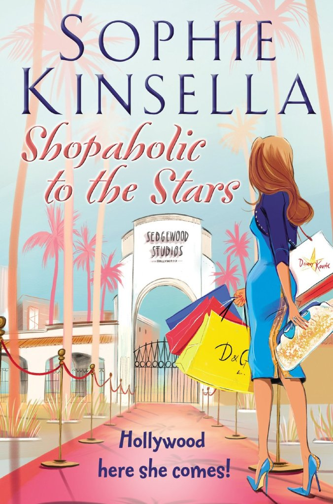 Shopaholic, Shopaholic to the Stars, Sophie Kinsella, Books, Women's Fiction, Fiction, Chick Lit, Reading, Blog A Book Etc