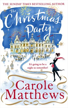 Christmas, Party, Season, Winter, Books, Reading, Review, Fiction, Carole Matthews, Little Brown Book Group, Sphere, Blog A Book Etc