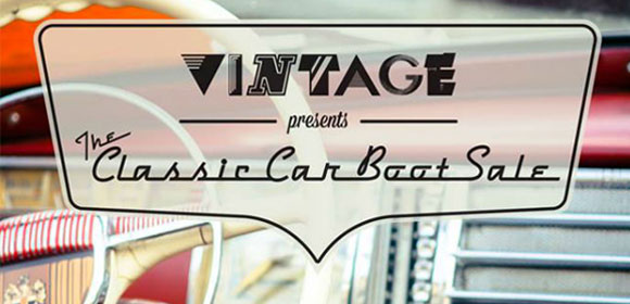 Vintage Classic Car Boot Sale, Vintage, Car Boot, Clothes, Fashion, Home, Beauty, Blog A Book Etc