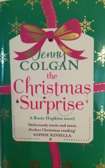 The Christmas Surprise, Jenny Colgan, Fiction, Books, Reading, Chick Lit, Festive, Christmas, Winter, Little Brown Books UK, Sphere, Blog A Book Etc, Fay