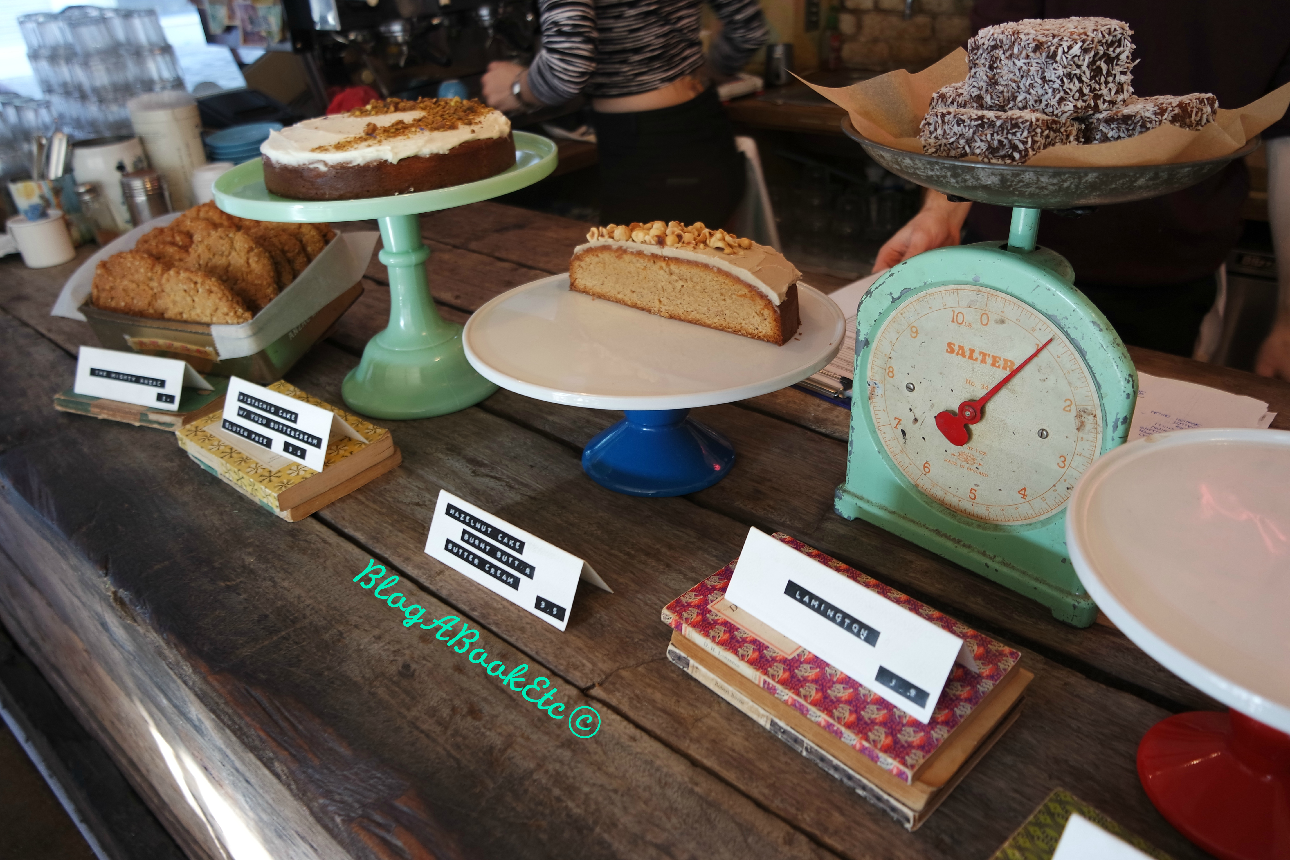 M1LK, Cakes, Desserts, Food, Drink, M1LK, London, Balham, Blog A Book Etc, Fay