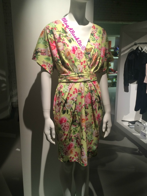 Debenhams, SS15, Spring, Summer, 2015, Fashion, Colour, Print, Kimono, Blog A Book Etc, Fay