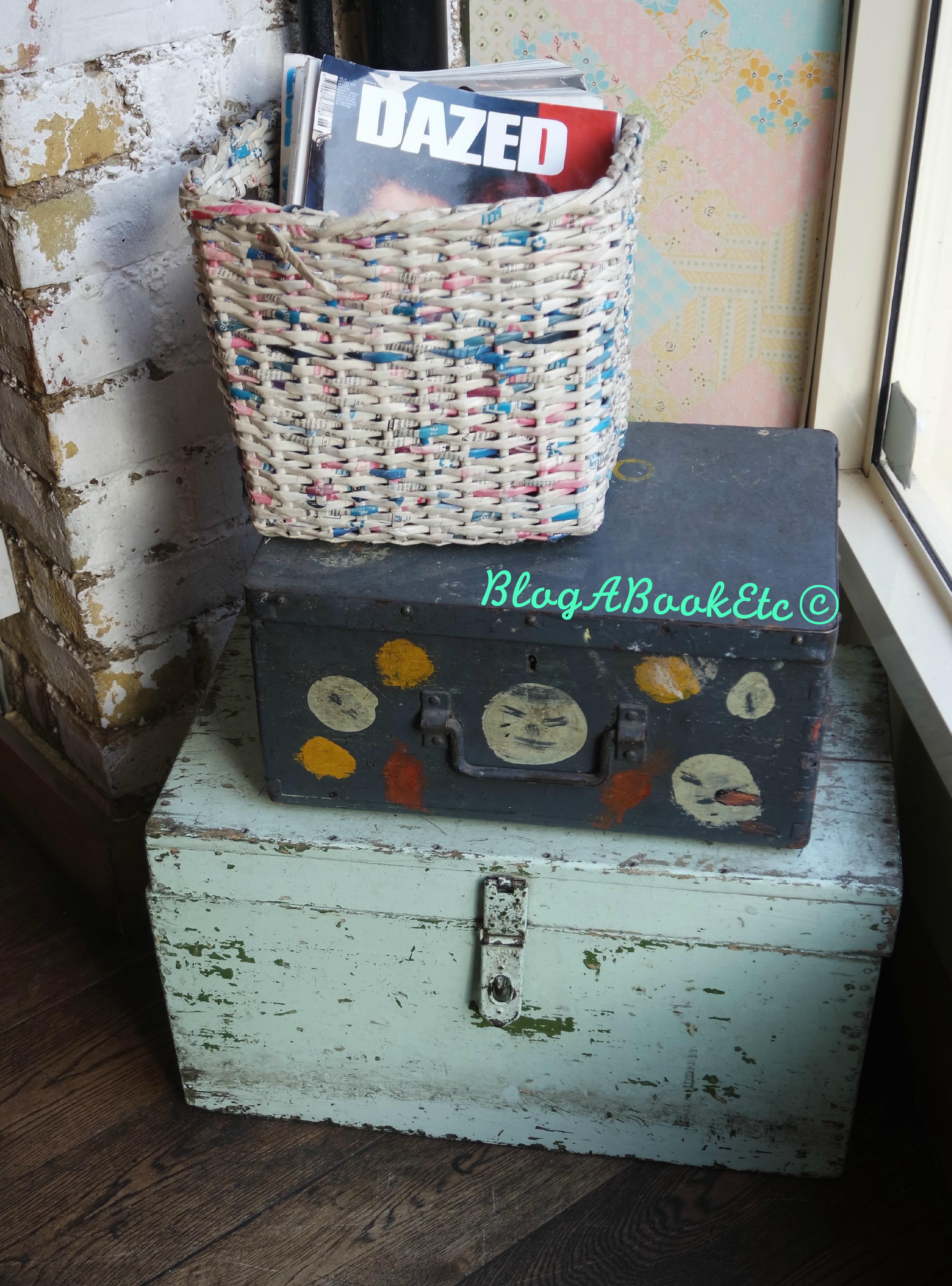 M1LK, Luggage, Cafe, London, Balham