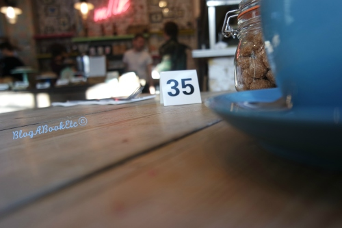 M1LK, Table, Breakfast, Balham, London, Eat, Coffee, Food, Drink, Blog A Book Etc, Fay
