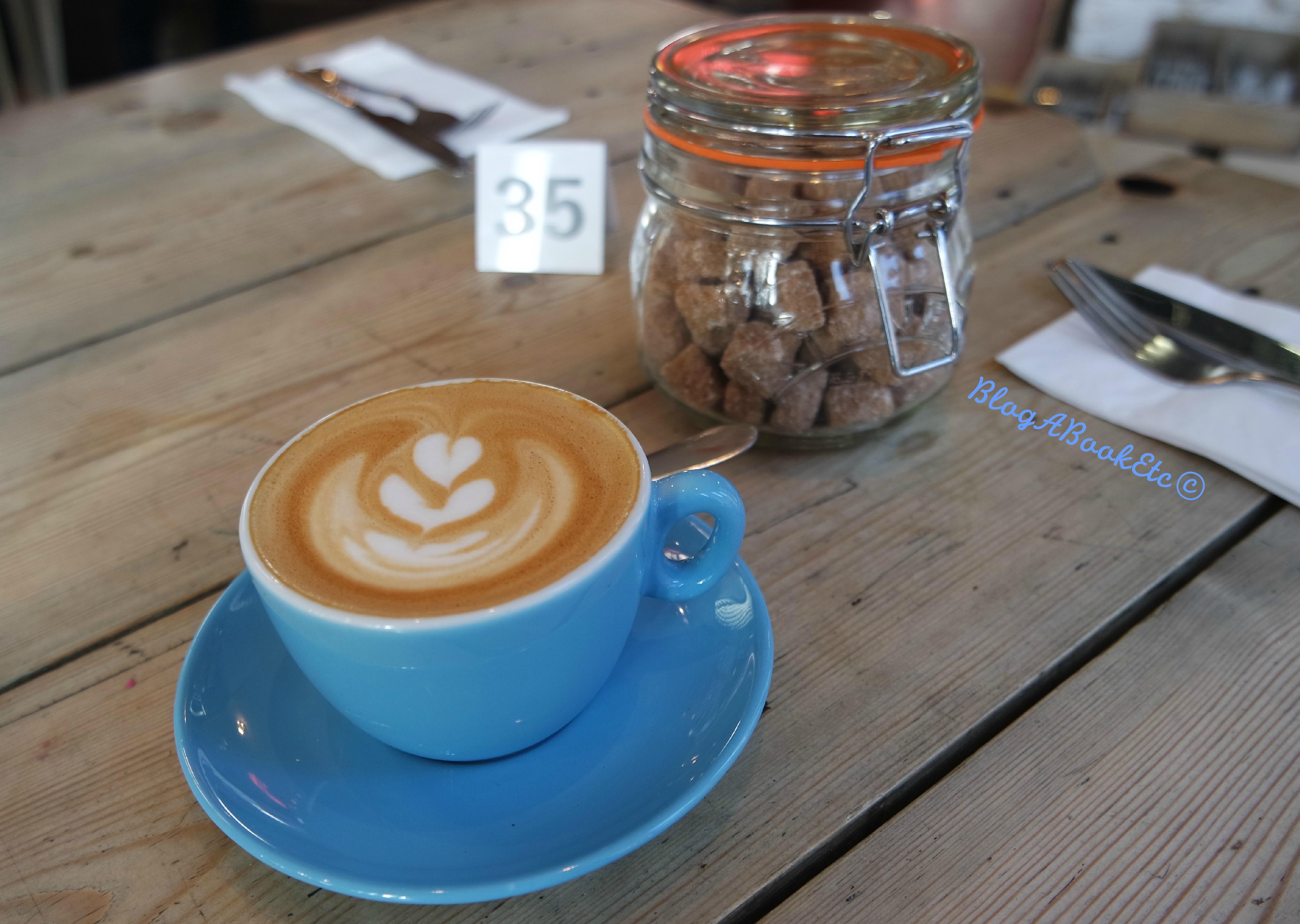 M1LK, Coffee, Sugar, Breakfast, Balham, London, Blog A Book Etc, Fay