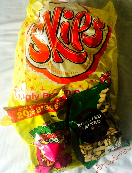 Crisps and Nuts