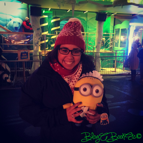 Winter Wonderland, Royal Parks, Christmas, Festive, Events, Public Events, Minions, Despicable Me, Penguins, Magic Ice Kingdom, Date Night, Dating, Relationships, Blog A Book Etc, Fay