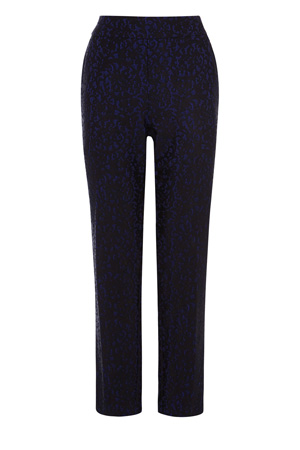 Magna Trousers, Trousers, Black, Blue, Lace, Winter, Fashion, Blog A Book Etc, Fay
