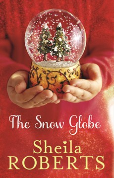 the snow globe, sheila roberts, books, reading, blog a book etc, fay, blog tour, fiction, christmas, festive