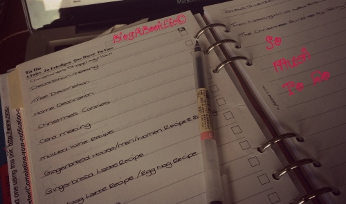 To Do, To Do List, Lists, List, Organisation, Organise, Blogging, Blog, Writing