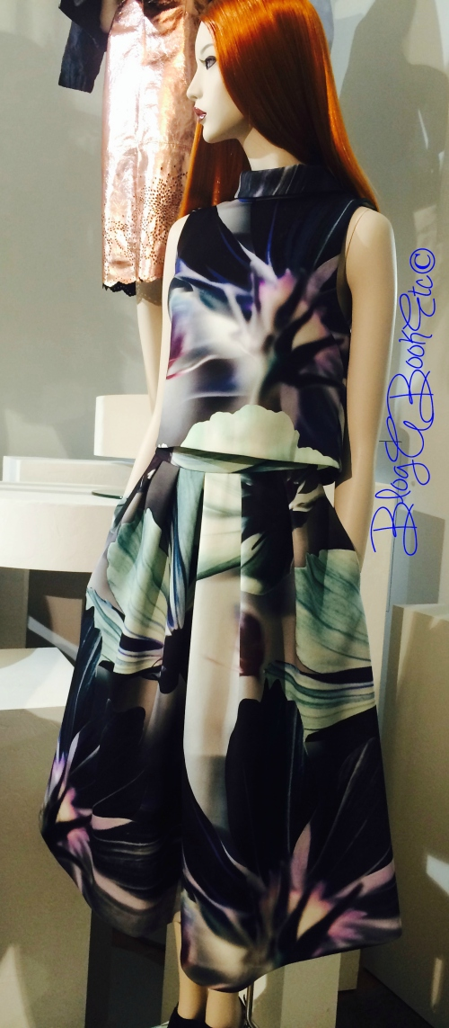 Coast, SS15, Spring, Summer, Accessories, Press Day, Fashion, Style, Hanneli, Top, Skirt, Luminous Blooms
