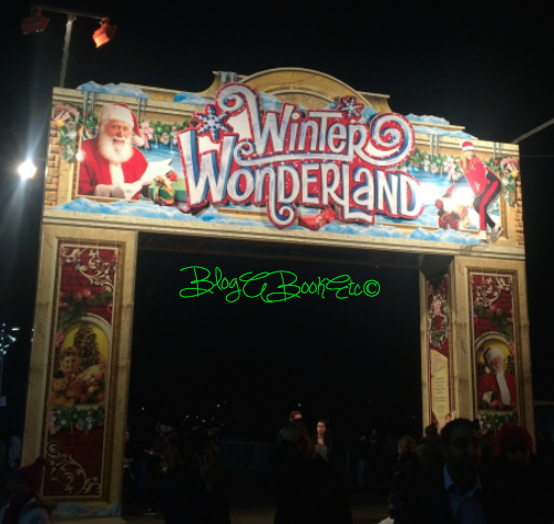 Winter Wonderland, Royal Parks, Christmas, Festive, Events, Public Events, Minions, Despicable Me, Penguins, Magic Ice Kingdom, Date Night, Dating, Relationships, Blog A Book Etc, Fay, Entrance, Exit, Signage