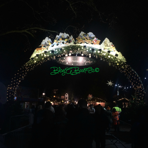 Winter Wonderland, Royal Parks, Christmas, Festive, Events, Public Events, Minions, Despicable Me, Penguins, Magic Ice Kingdom, Date Night, Dating, Relationships, Blog A Book Etc, Fay, Signage, Entrance, Exit